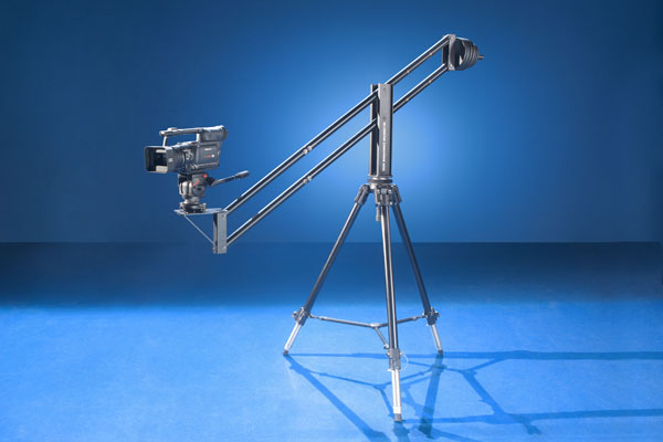 Glidecam Camcrane 200 in Short Mode