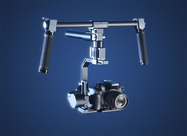 Glidecam Centurion 3 Axis Motorized Gimbal