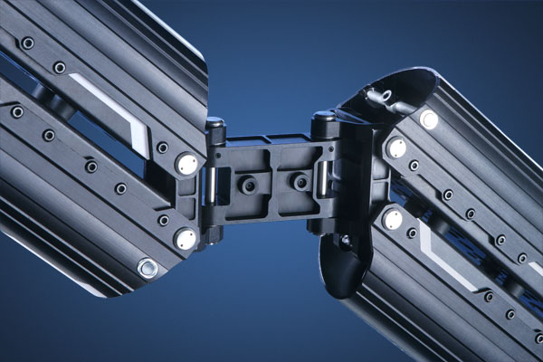 Glidecam X-45 Arm - Elbow Hinge Section
