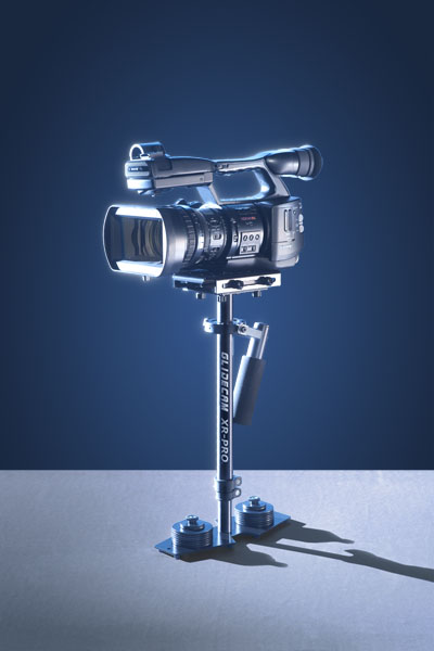 Glidecam XR-PRO (Shown with the Sony XDCAM)