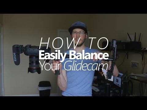 How to Easily Balance a Mechanical Gimbal! | Glidecam DGS Setup